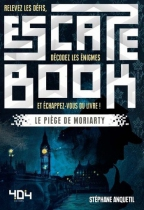 Escape Book - Le piège de Moriarty