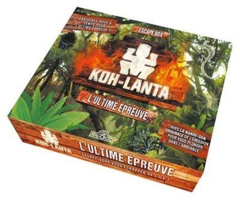 Escape Box : Koh-Lanta - L\'Ultime Épreuve (Junior)