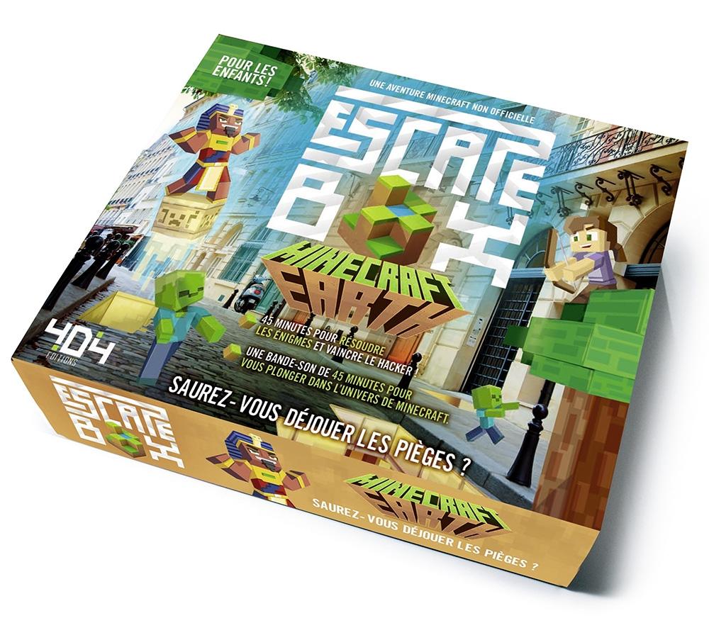 Escape Box : Minecraft Earth (Junior)