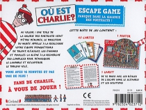 Escape Box : Où est Charlie ? (Junior)