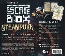 Escape Box - Steampunk