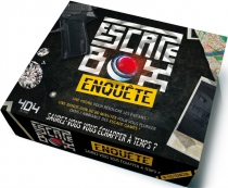 Escape Box Enquête