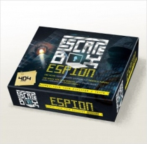 Escape Box Espion