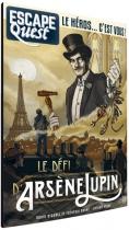 Escape Quest - Le défi d\'Arsène Lupin