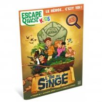 Escape Quest Kids - L\'île au Singe