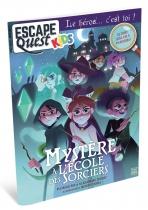 Escape Quest Kids - Mystère à l\'École des Sorciers
