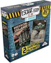 Escape Room - 2 Joueurs - 2 Aventures
