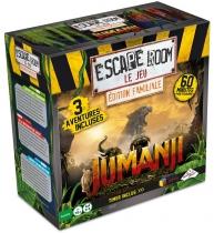 Escape Room - Jumanji - 3 Aventures