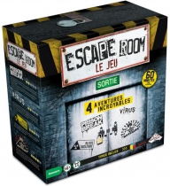 Escape Room - Le Jeu - 4 Aventures