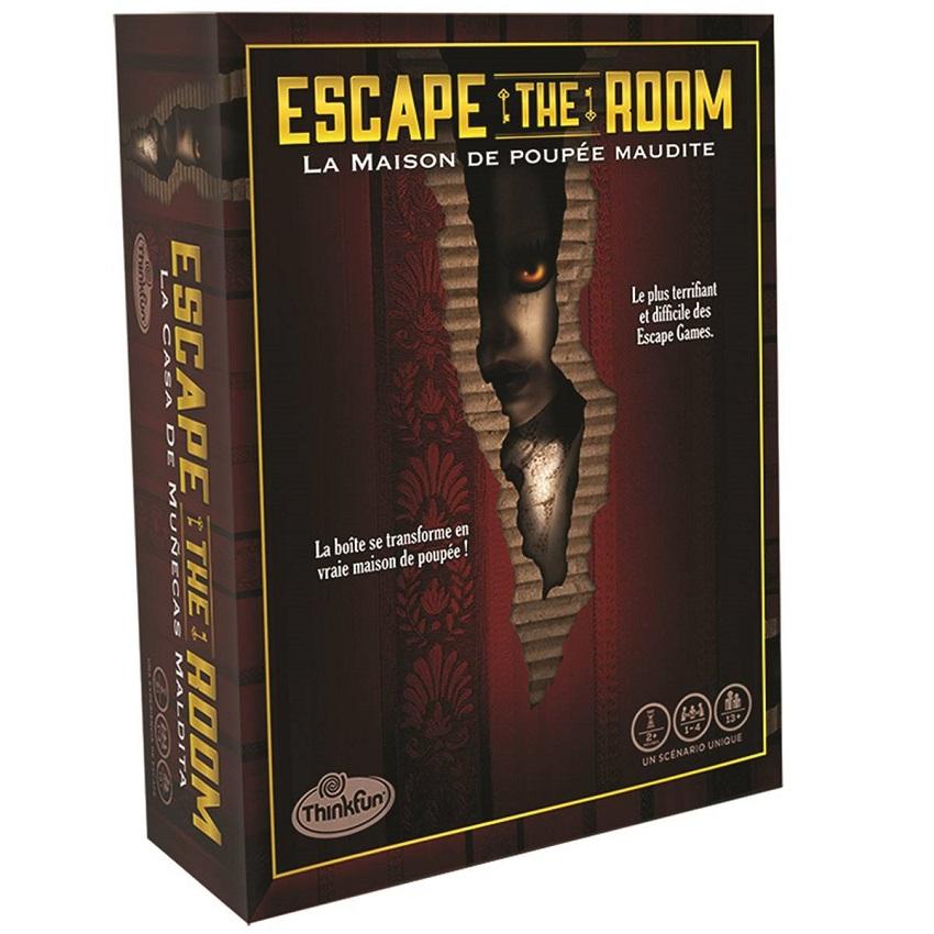 Escape The Room - Maison de Poupée Maudite