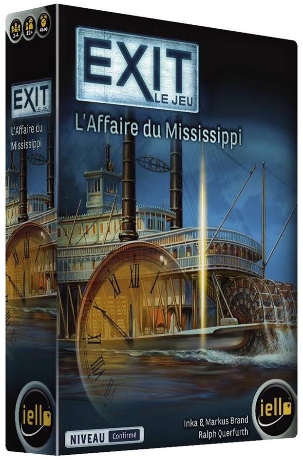 Exit : L\'Affaire du Mississippi