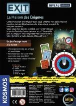 Exit : La Maison des Énigmes