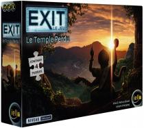 Exit Le Jeu - Le Temple Perdu (4 Puzzles)