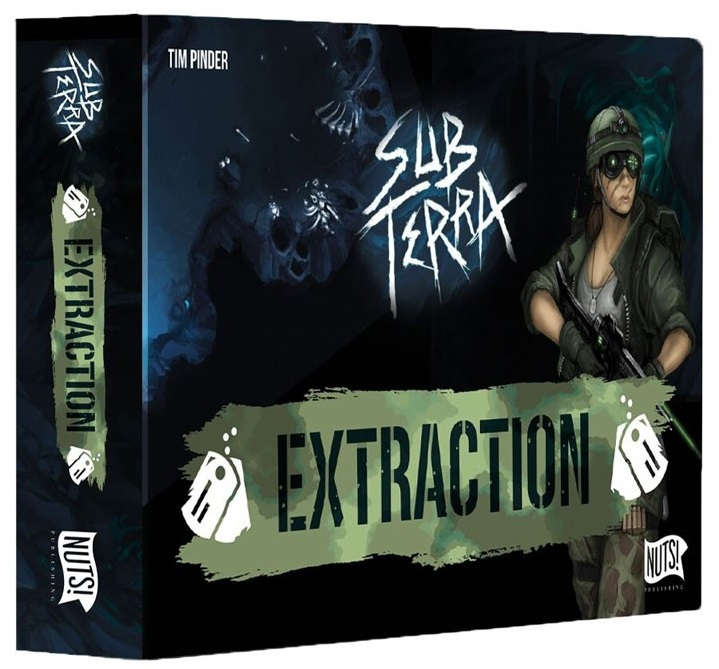 Extraction - Extension 2 Sub Terra