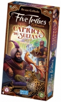 Five Tribes : Les Caprices du Sultan
