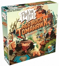 Flick\'Em Up : Red Rock Tomahawk