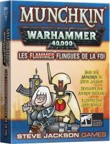 Flingues de la Foi (Ext. Munchkin Warhammer 40k)