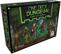 Forêt des Ombres - Extension One Deck Dungeon