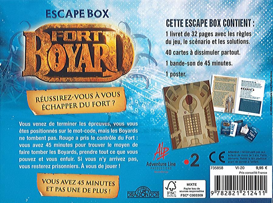 Fort Boyard 2 (Escape Box Junior)