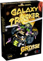 Galaxy Trucker - La Grosse Extension