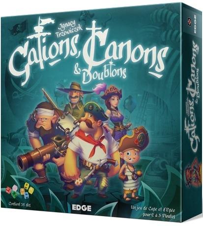 Boite de Galions, Canons & Doublons