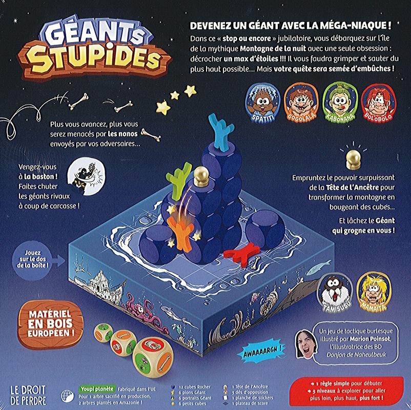 Géants Stupides