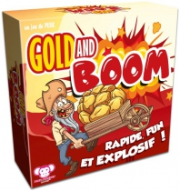 Gold and Boom