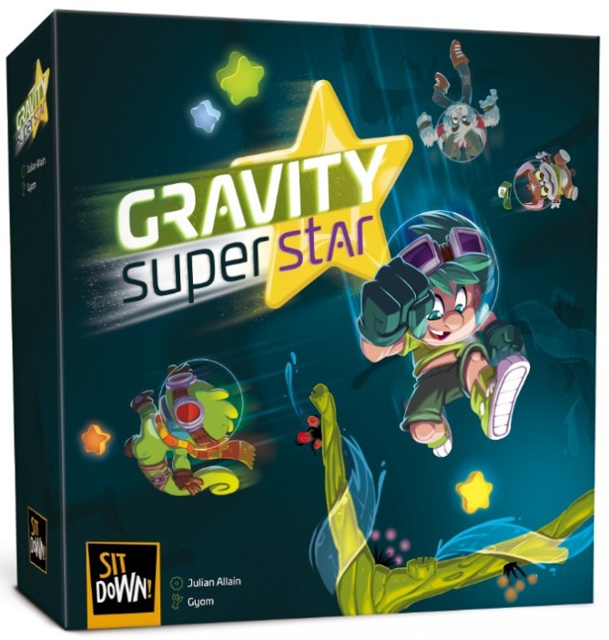 Boite de Gravity Superstar