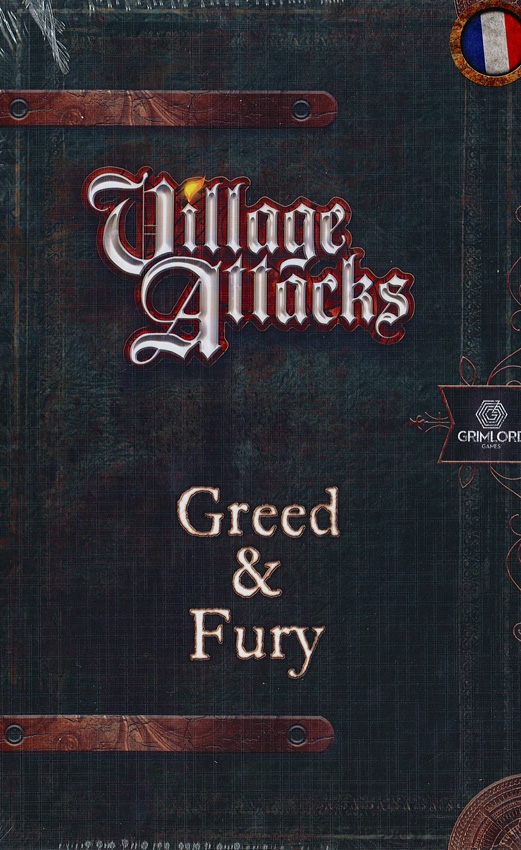 Greed And Fury - Village Attacks Extension