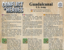 Guadalcanal : Extension U.S. Army