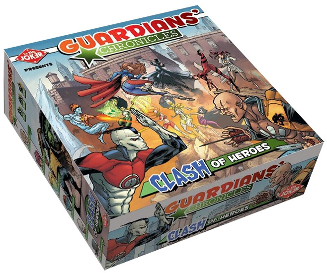 Guardians Chronicles 2 - Clash Of Heroes