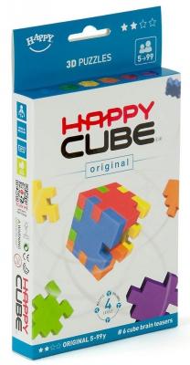 Happy Cube - Original - Pack 6 couleurs