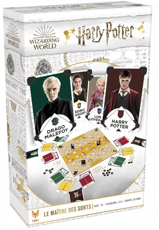 Harry Potter : Le Maître des Sorts