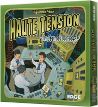 Haute Tension - Le Jeu de Cartes