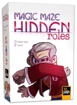 Hidden Roles - Extension Magic Maze