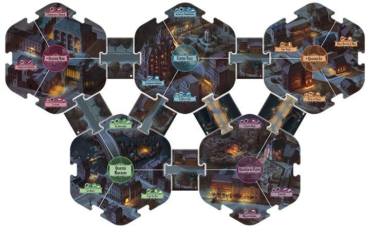 Horreur à Arkham : Le Jeu de Plateau (3ème Éd.)