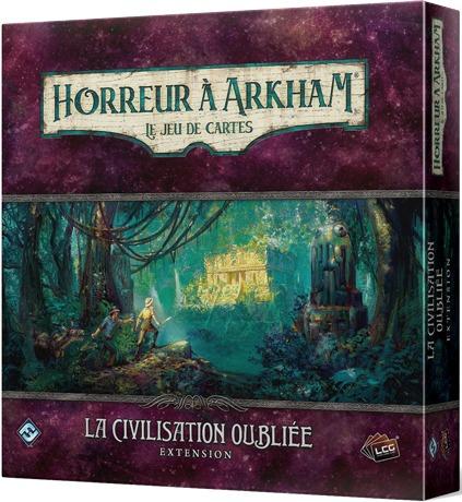 Horreur à Arkham JCE : La Civilisation Oubliée