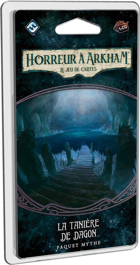 Horreur à Arkham JCE : La Tanière de Dragon