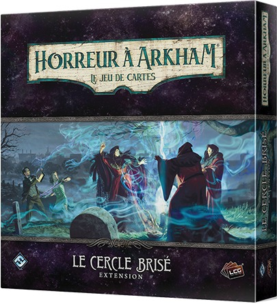 Horreur à Arkham JCE : Le Cercle Brisé