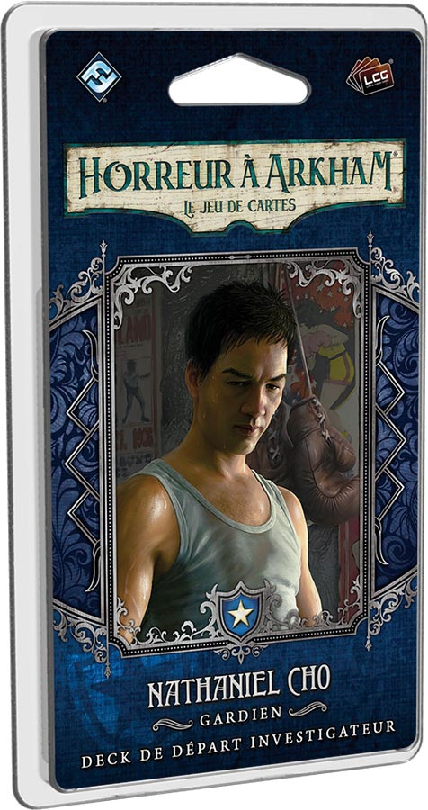 Horreur à Arkham JCE : Nataniel Cho