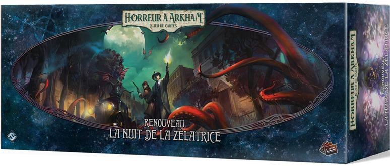 Horreur à Arkham JCE : Renouveau - Nuit de la Zélatrice