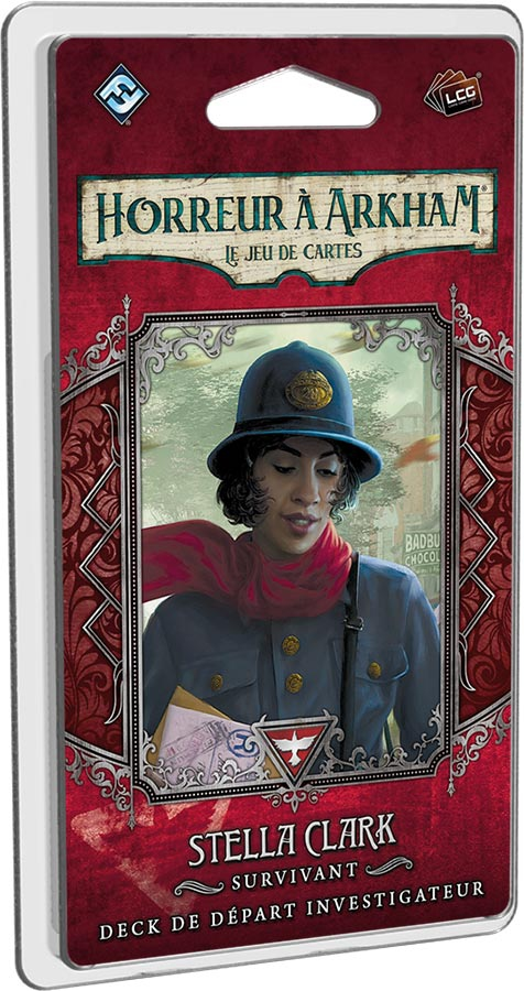 Horreur à Arkham JCE : Stella Clark
