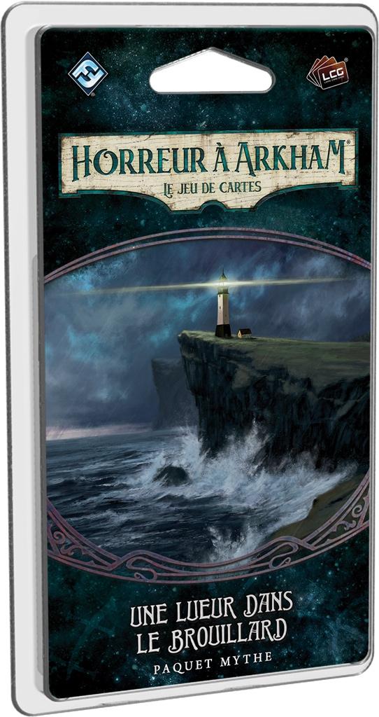 Horreur à Arkham JCE : Une lueur dans le Brouillard