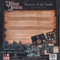 Horrors Of The Sand - Village Attacks Extension