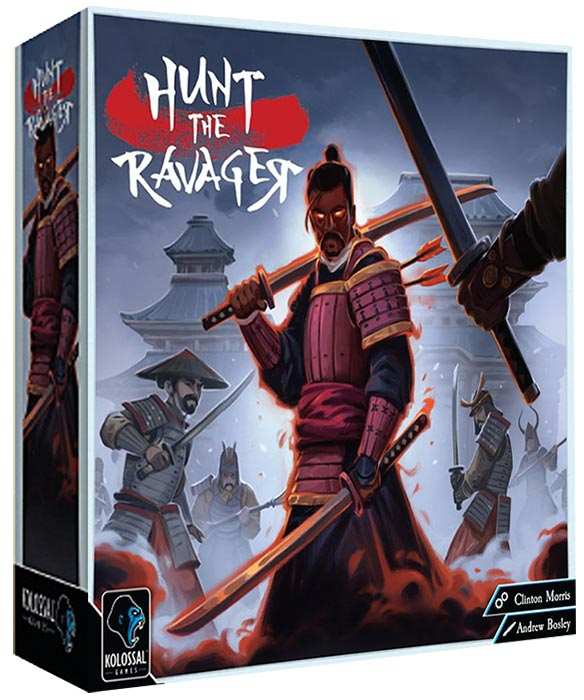 Hunt The Ravager