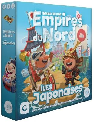 Île Japonaises - Empires du Nord (Ext.)