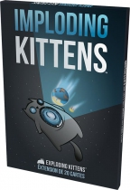 Imploding Kittens : Extension Exploding Kittens