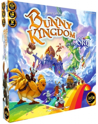 In The Sky - Extension Bunny Kingdom