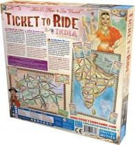 Inde & Suisse (Ext. Les Aventuriers du Rail)