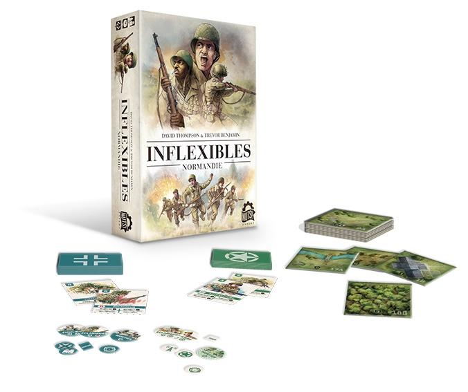 Inflexibles Normandie